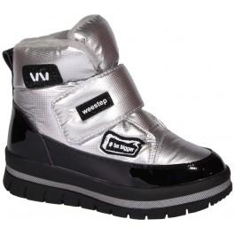 Зимняя обувь для подростка девочки, ботинки термо Weestep, 7119-1