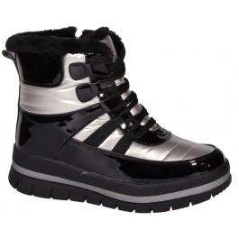 Подростковые зимние ботинки на девочку, термо обувь Weestep, 7120-1