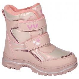 Weestep termo - детские зимние ботинки для девочки, 7117-1