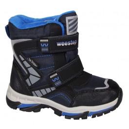 Детские зимние ботинки для мальчика, ТМ Weestep (мембрана), 7129-1