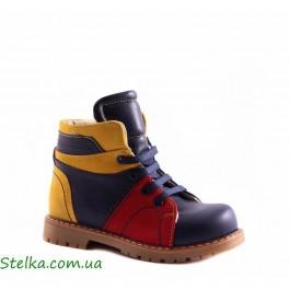 Ботинки демисезонные ортопедические Woopy 5238-1