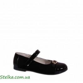 Лакированные туфли для девочки, обувь Fess, 5757-1